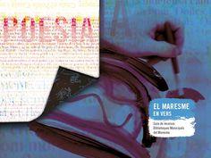 """""""El Maresme en vers"""" (2013)."""