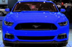2015 FORD Mustang GT Visits the Candy Paint Shop for (19)64 and 1/2 Rendered Color Options | www.Car-Revs-Daily.com