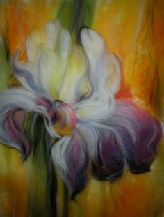 http://www.etsy.com/listing/122763688/felted-wool-picture-felt-painting-fiber