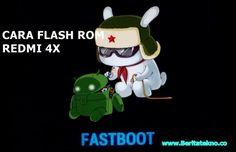 Cara Flash Xiaomi Redmi 4x dari Rom Distributor ke Rom China Stable