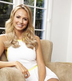 Stacy Keibler's Hot Beauty Tips For Summer