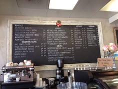 Wild Strawberry Cafe - Newport Beach, CA, United States. The menu
