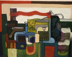 Cubist Pipe Lines - Le Corbusier Le Corbusier, Cubist Drawing, Cubism Art, Abstract Shapes, Abstract Art, Architecture Design, Art Database, Indigenous Art, Wassily Kandinsky