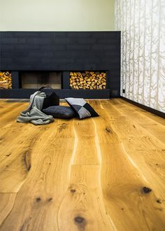 Bolefloor | Life is not a straight line, curved floorboards