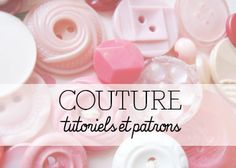 Crafty Bitches - Blog DIY, Couture, Déco, Vintage. Tuto couture, Do it yourself, décoration, rétro.: Couture