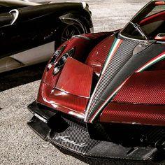 The Pagani Huayra - Super Car Center Pagani Car, Pagani Huayra Bc, Model Auto, Volkswagen, Mc Laren, Exotic Cars, Sport Cars, Carbon Fiber, Cars And Motorcycles