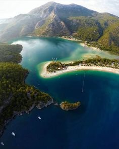 """""""Ölüdeniz Turkey Photo by @buraktuzer check out his feed for more"""""""