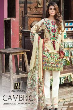 Mausummery Midsummer Anticpeting Cambric Collection 2016-2017