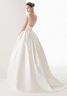 Rosa Clará 279/CORDOBA Wedding Dress - The Knot