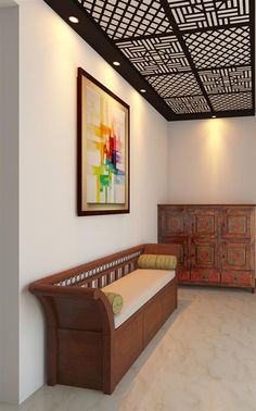 49 Ideas Living Room Ideas Traditional Indian - Salil Jathar - 49 Ideas Living Room Ideas Traditional Indian 49 Ideas Living Room Ideas Traditional Indian - Home Decor Living Room Lighting Design, Living Room Sofa Design, Living Room Designs, Living Room Decor, Decor Room, Wall Decor, Bedroom Window Design, Simple Bedroom Design, Bed Design