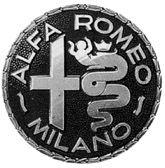 Old Milano Alfa Cars, Alfa Romeo Cars, Car Badges, Car Logos, My Dream Car, Dream Cars, Italian Beauty, Italian Style, Alfa Romeo Logo
