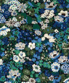 Liberty Art Fabrics Thorpe Tana Lawn Cotton | Fabric | Liberty.co.uk