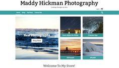 Check out my website!