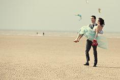 A Vintage Great British Seaside Shoot