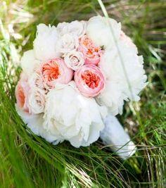 Pretty wedding bouquet!