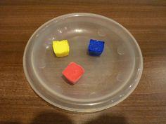 Zábavný pokus pre deti - záhada šumiaceho ľadu - Aktivity pre deti, pracovné listy, online testy a iné Dog Bowls