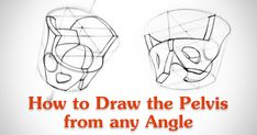 Ready to thrust into the next lesson of the anatomy of the Pelvis? In this video I will teach you how to draw a pelvis from any angle.