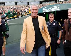 Cowboys vs. Packers:     October 16, 2016   -  30-16, Cowboys  -     Former Green Bay Packers' Brett Favre smiles as he arrives for a halftime ceremony of an NFL football game against the Dallas Cowboys Sunday, Oct. 16, 2016, in Green Bay, Wis.