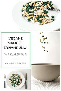 """""""Vegan ist für mich"""