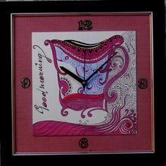 designer clock Clock, Cards, Design, Home Decor, Watch, Decoration Home, Room Decor, Clocks
