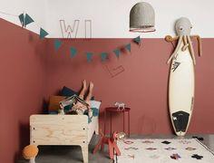 8x Minimalistische Kinderkamers : Pinterest mes préférences de la semaine #1 pinterest kids