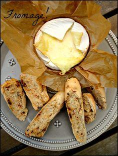 Camembert uit de oven, super lekker en gemakkelijk