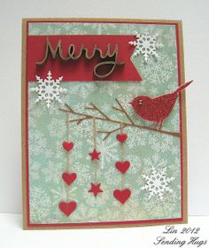 SSS Dec 19 Merry Christmas by quilterlin, via Flickr