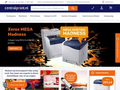 Centralpoint Personal Service Homepage