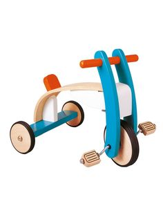 Wooden Trike by PlanToys at Gilt