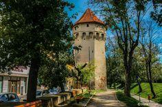 Turnul Archebuzierilor (Gunsmith tower), Sibiu, Transilvania, Romania
