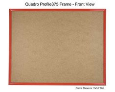 Quadro Frames 18x24 inch Picture Frame Red Style P375  38 inch Wide Molding Box of 12 >>> Want additional info? Click on the image.