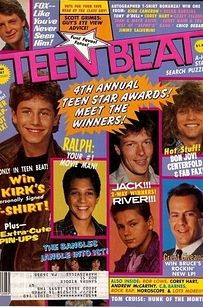 Teen Beat, Tiger Beat, 16 - OMG! the posters and the quizzes. Leif Garrett and Matt Dillion - holy guacamole I miss those days!