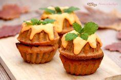 Dýňové muffiny od 1 roku | Máma v kuchyni