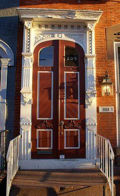 door, Pennsylvania