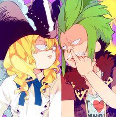 One Piece, Cavendish, Bartolomeo