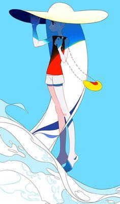 Character Design Inspiration, Female Character Design, Character Concept, Character Art, Concept Art, Art Sketches, Art Drawings, Zen Art, Art Archive
