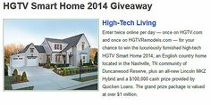 SUPPPAAAAAA SMART! New Lincoln, Smart Home Control, Hgtv, Nashville, Giveaway, Remote, Mansions, House Styles, Garden