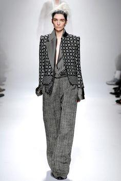 Haider Ackermann Fall 2013 #RTW #Ykone #style #PFW #fashion #Paris