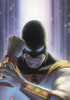 SPACE GHOST •Alex Ross