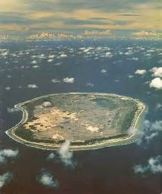 Nauru, once known as Pleasant Island, is an island in Micronesia. It has the second smallest population in the world (next only to Vatican City) and is the smallest republic in the world with 21 square kilometers(8.1 sq. miles).