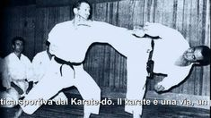 Taiji Kase: un Uomo, un Maestro, un Amico. Karate Kata, Chinese Martial Arts, Bruce Lee, Chibi, Sports, Youtube, Movies, Movie Posters, Hs Sports