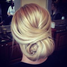 Fabulous Wedding Updo! You Are Going To Squeal Over These 34 Stunning Wedding Hairstyles!