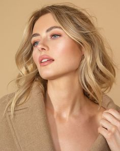 54 Best Ideas for hair makeup photography hairstyles Blonde Color, Hair Color, Color Rubio, Make Up Braut, Corte Y Color, Braut Make-up, Makeup Photography, Wedding Hair And Makeup, Medium Hair Styles