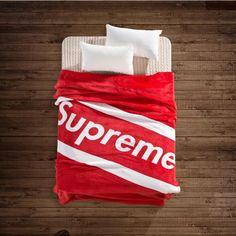supreme blanket box logo sofa fleece blanket Fashion Blanket Soft Warm Throw brand Blanket on the bed sofa supreme Towels