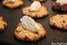 Cookies aux légumineuses et chocolat {la recette bluffante}
