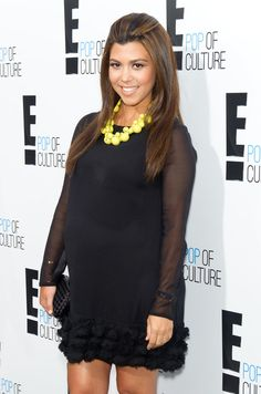 Pictures of Pregnant Celebrities 2012