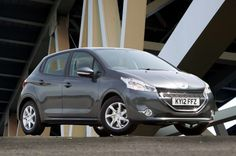 Peugeot Cars 208 Front Picture