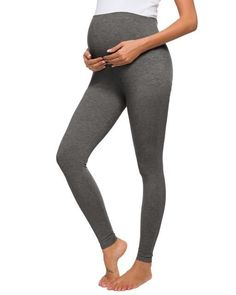 Maternity Leggings 34.99 CAD Maternity Swimsuit, Fall Maternity, Maternity Shops, Maternity Leggings, Maternity Tees, Maternity Fashion, Pregnancy Wardrobe, Pregnancy Outfits, Maternity Wardrobe