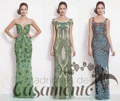 Os vestidos de festa verão 2015 da Primeira Etapa chamam a atenção pela beleza e elegância. Gostei principalmente dos modelos bordados (os v...