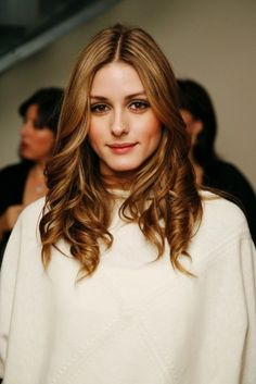 Olivia Palermo-I like her color, its not to far from my natural color.